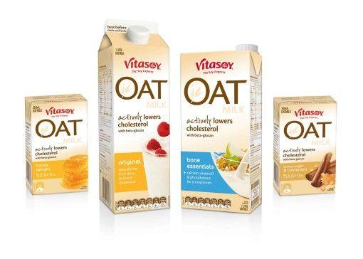 Cholesterol-Lowering Milks