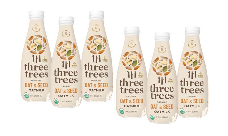 Hybrid Oat Milks