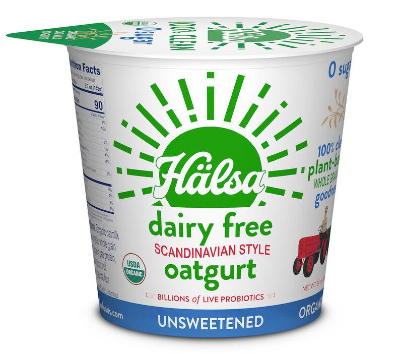 Zero-Sugar Oatmilk Yogurts