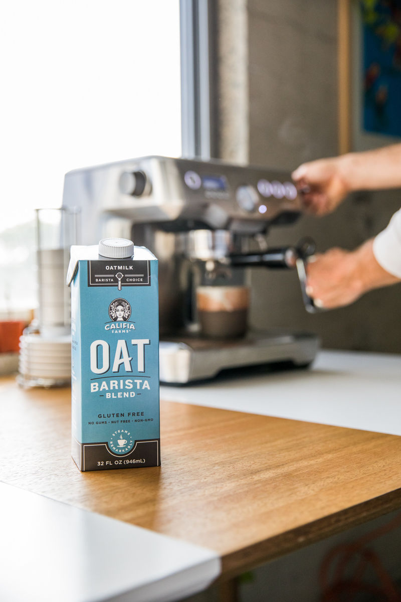 Alternative Oat Beverages