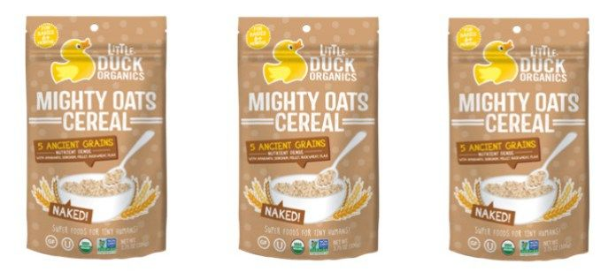 Ancient Grain Infant Foods