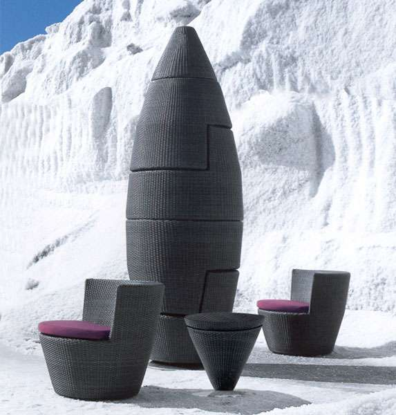 Obelisk Seating By DEDON