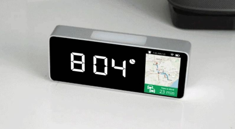 Gesture-Controlled Smart Clocks
