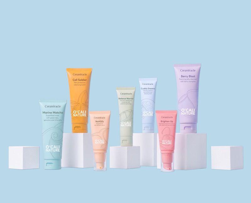 California-Inspired Clean Skincare