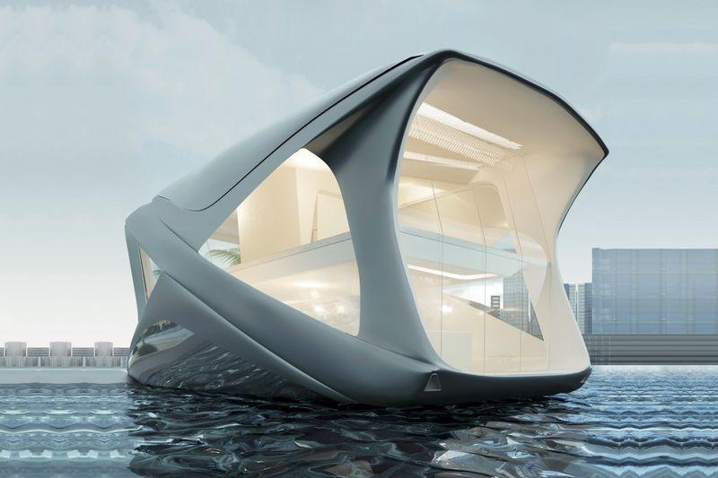 Rising Sea Level Housing