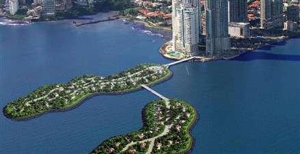 $300 Million Faux Islands