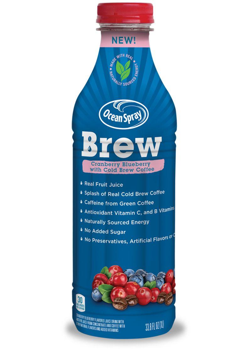 Juice-Infused Cold Brews