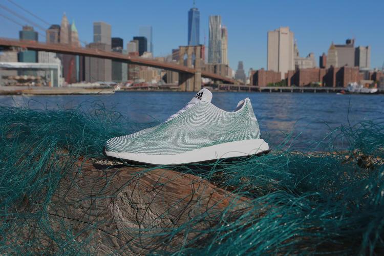 Upcycled Ocean Trash Sneakers