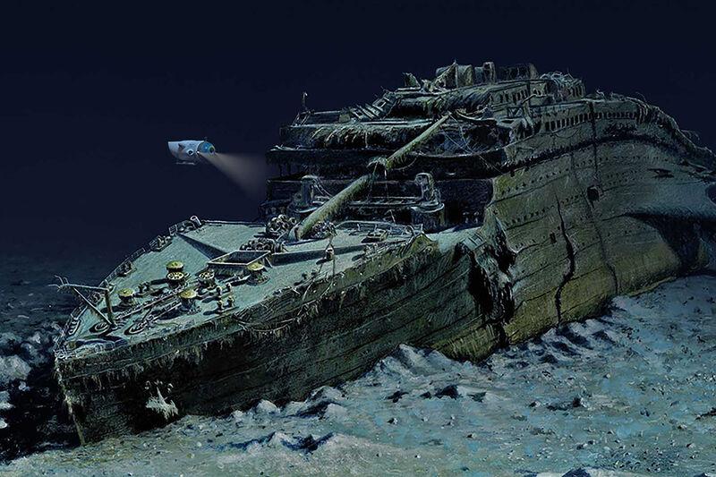 Shipwreck Exploration Expeditions
