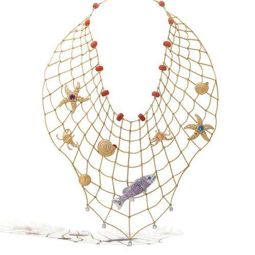 Luxuriously Natatonial Jewelry