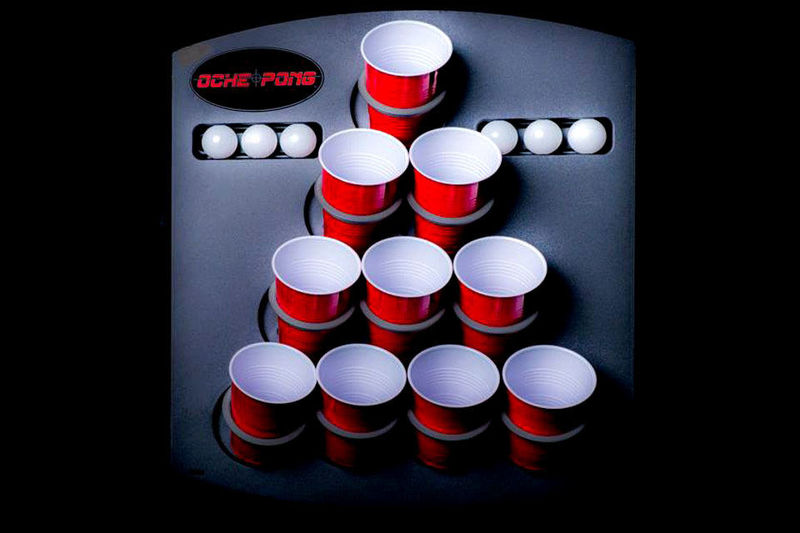 Portable Beer Pong Tables