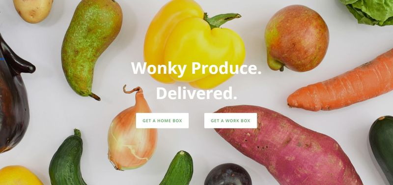 Wonky Produce Deliveries