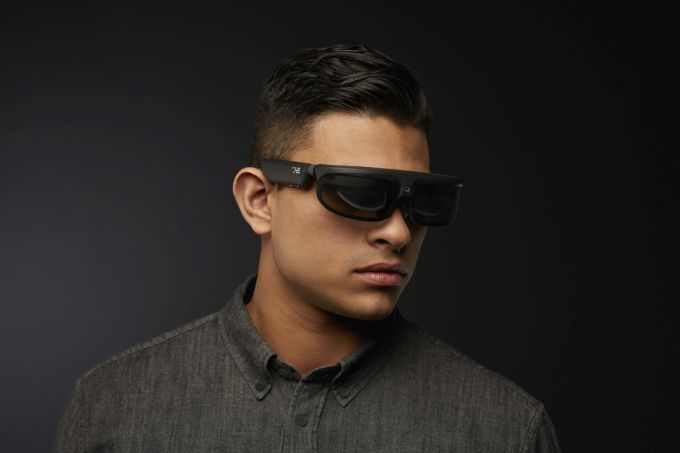 Advanced AR Glasses