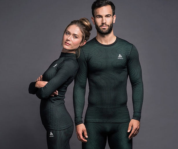 Futuristic Athlete Underwear