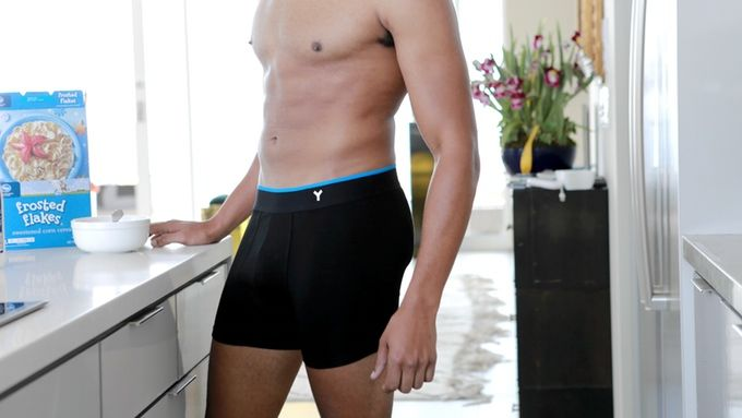 Odorless Male Underwear