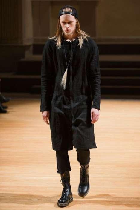 Subculture Hybrid Fashion