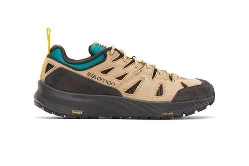 Hike-Ready Buffed Footwear