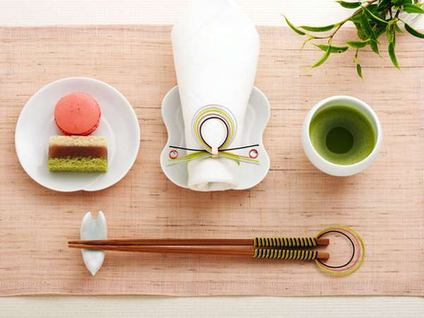 Hair Tie Tablewares