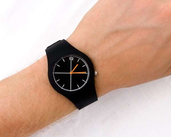 Compass-Inspired Timepieces