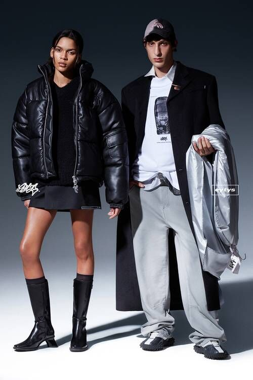 90s-Themed Chic Fall Fashion