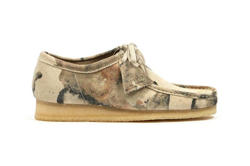 Watercolor Visual Cozy Shoes