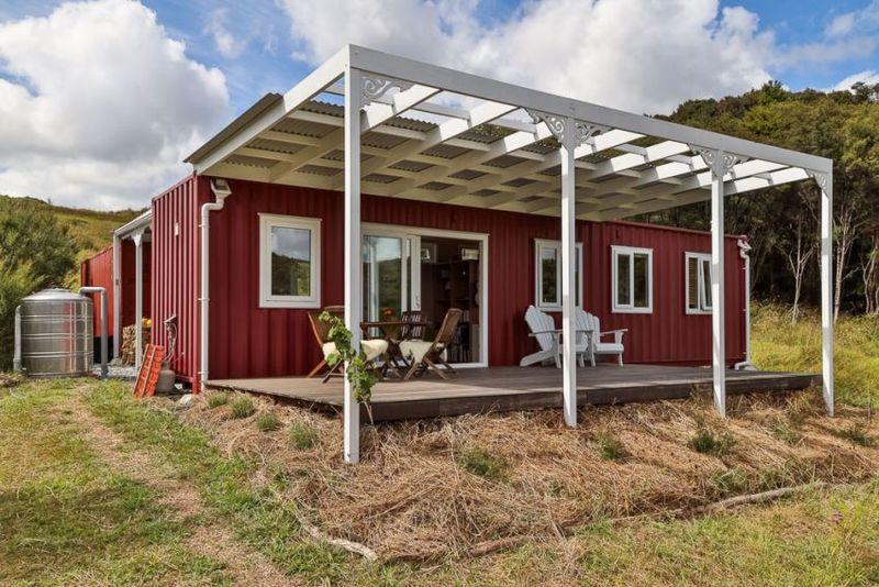 Solar-Powered Tiny Homes