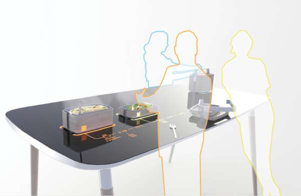 Workplace Interactive Stoves