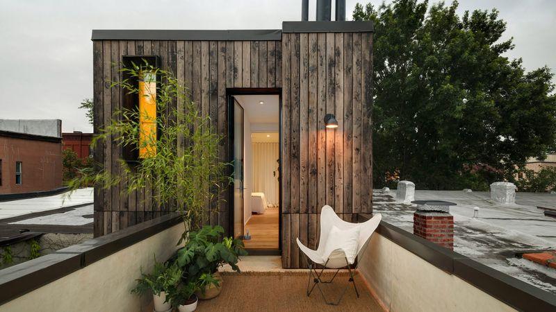 Rooftop Bedroom Suites