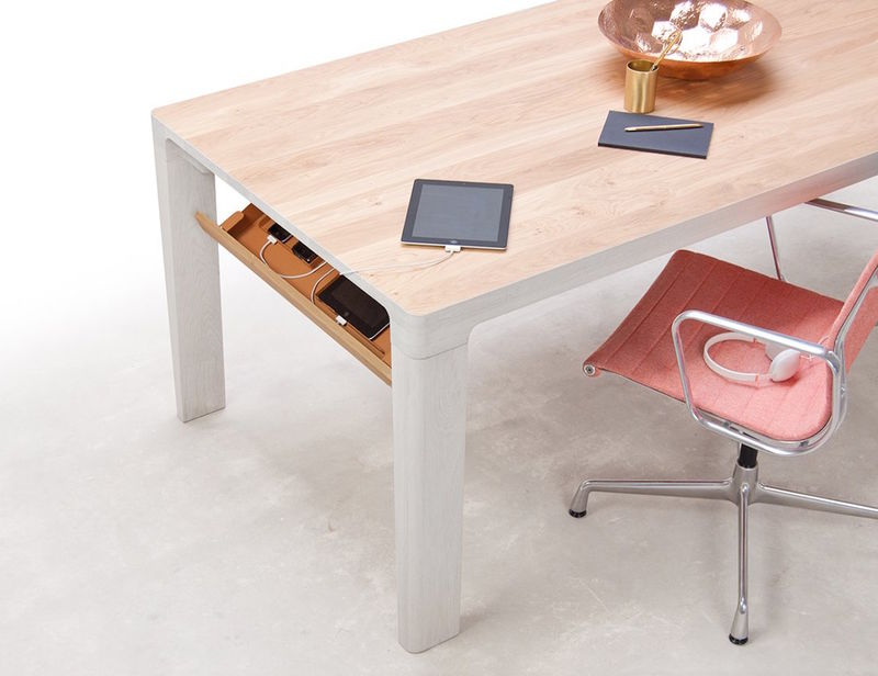 Technology-Hiding Tables