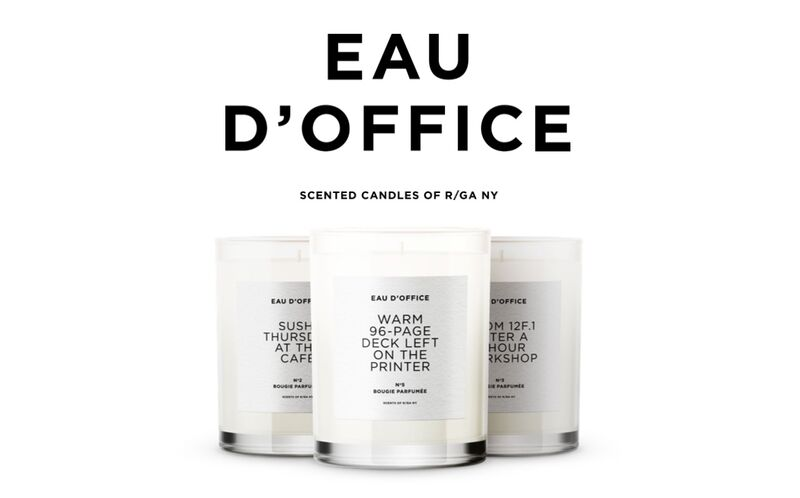 Office-Scented Candles