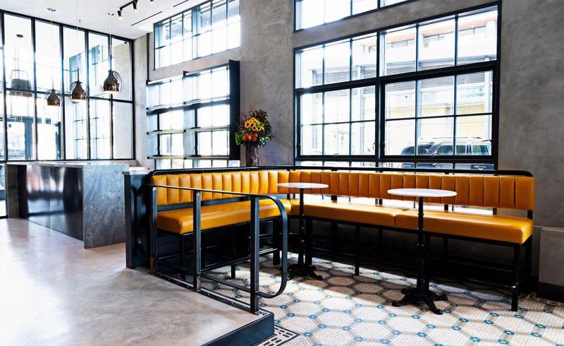 Three-Floor Art Deco Restaurants