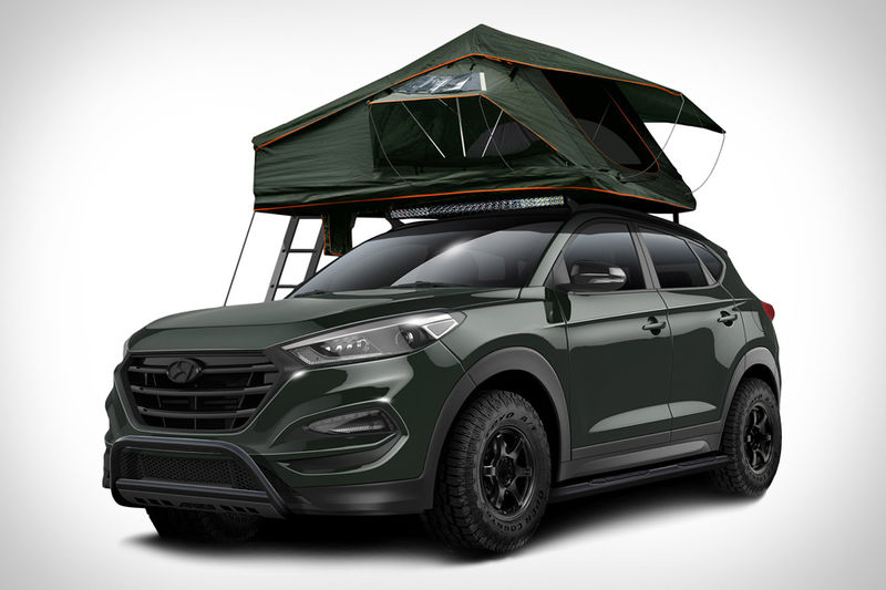 Customized Off-Road Campers