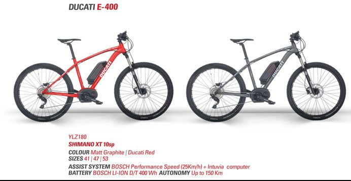 Aggressive Off-Road E-Bikes