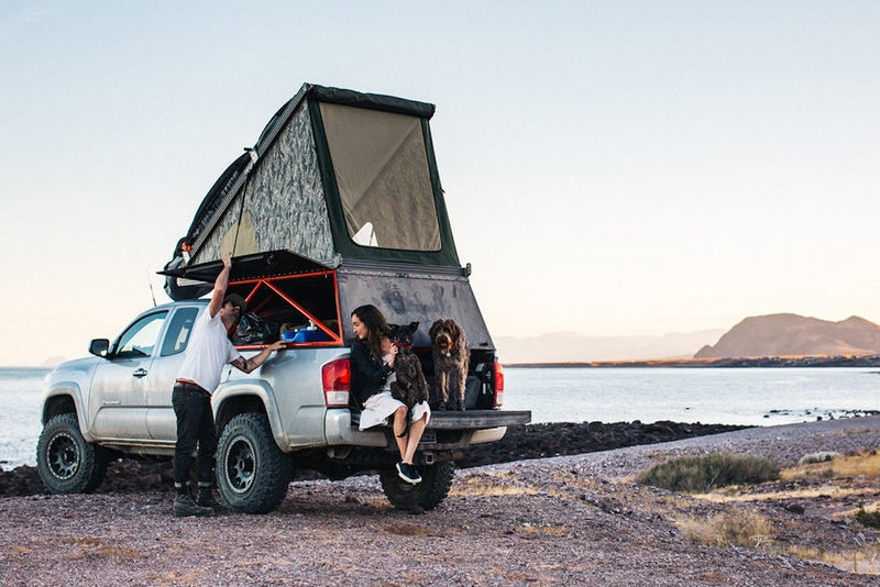 Lightweight Vehicle Campers