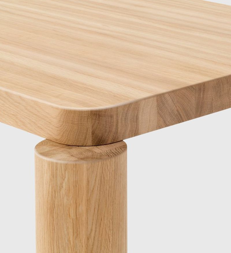 Off-Centered Dining Furniture