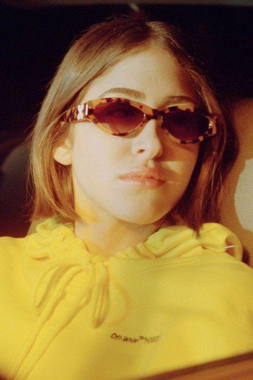Collaborative 80s-Inspired Sunglasses