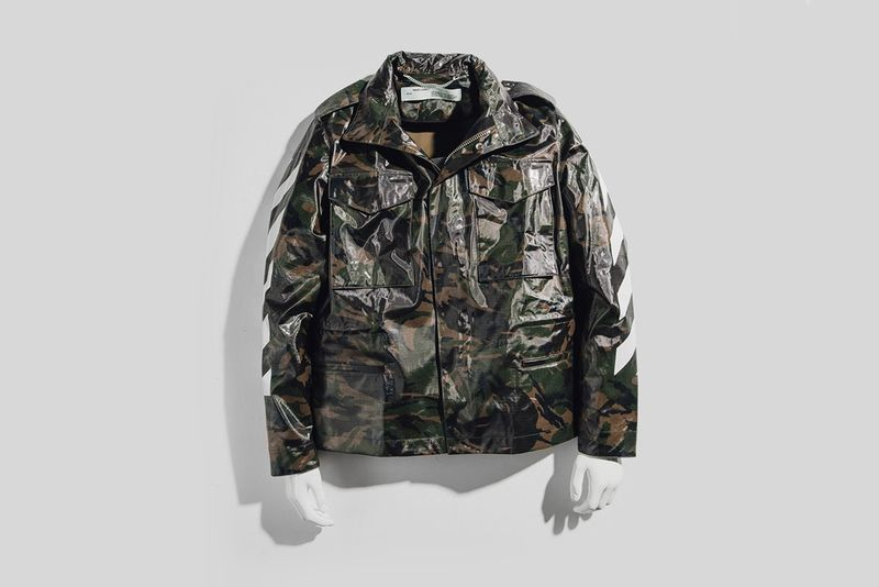 Glossy Lightweight Jackets