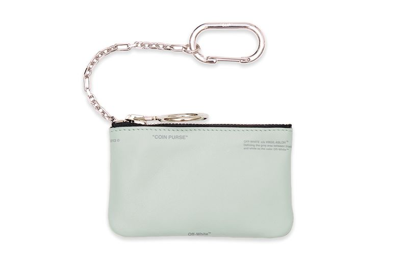 Mint Green Coin Purses