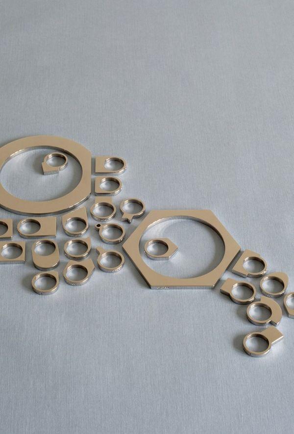 Modernist Polymer Accessories