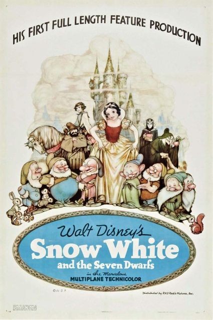 Disney Theatrical Posters