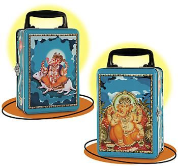 Hindu Lunch Boxes