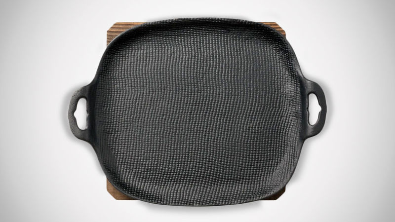 Recycled Naturalistic Grill Pans