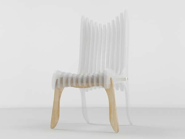 Superbe Clear Chairs