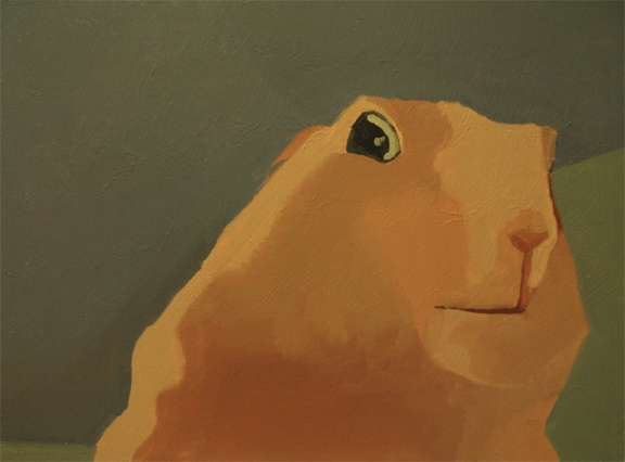Oil Paintings of Internet Memes