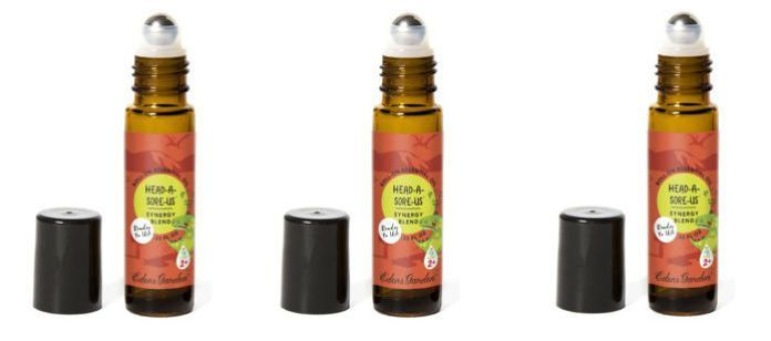 Natural Pain Relief Roll-Ons