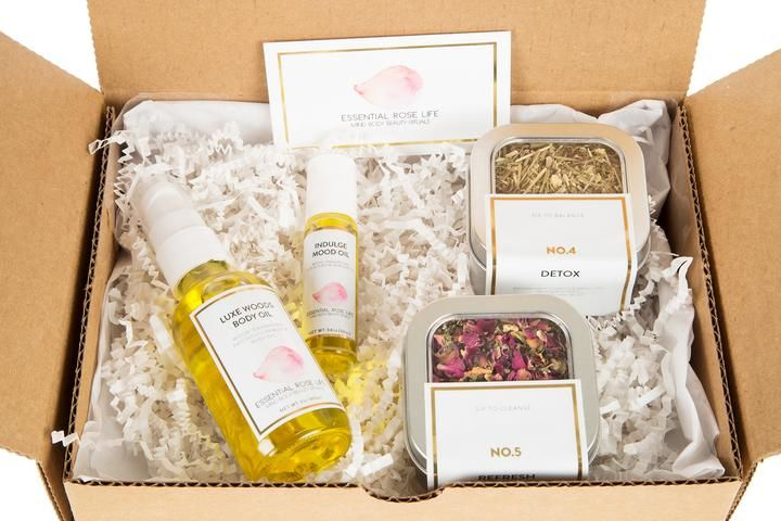 Skincare Mood Oil Sets