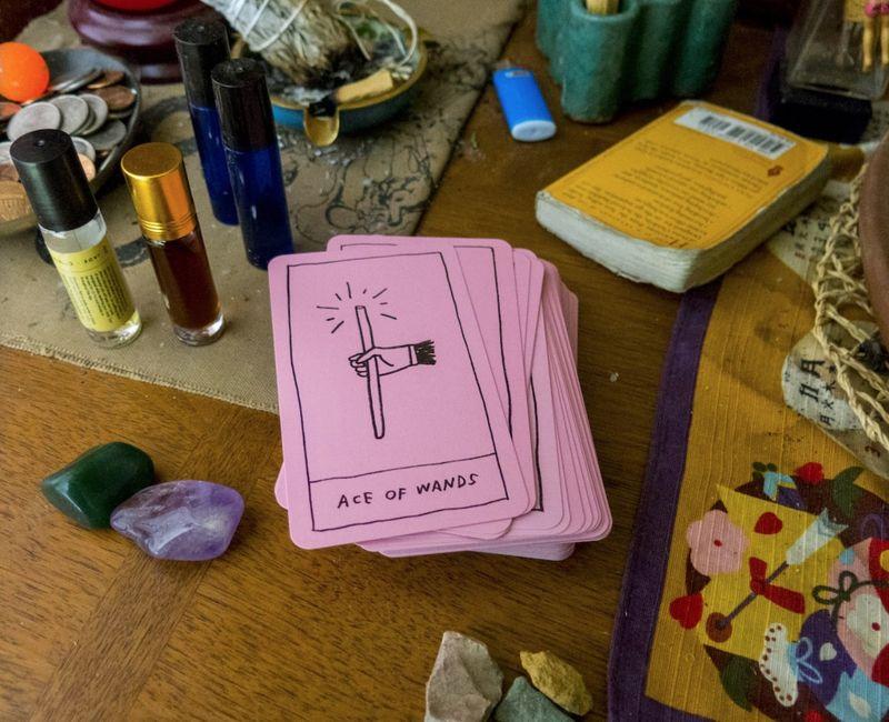 Informal Tarot Card Decks