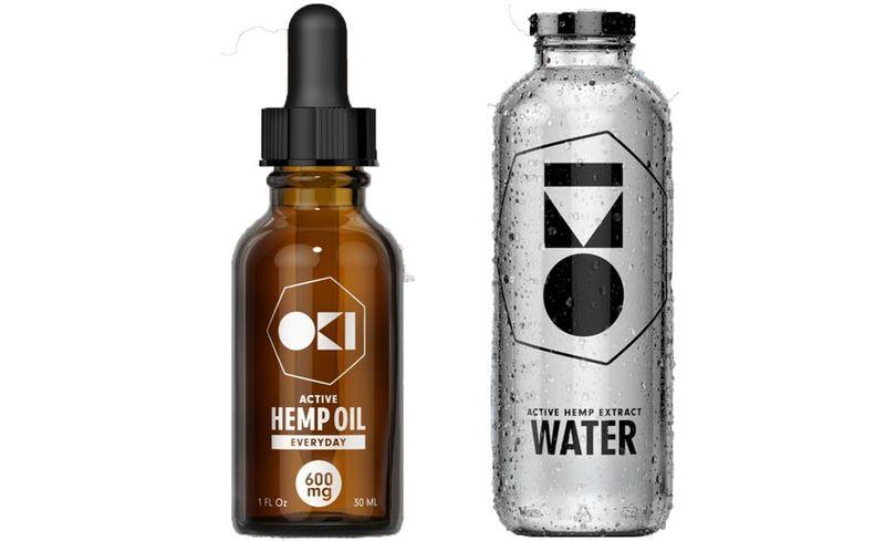 Active Hemp Extract Supplements