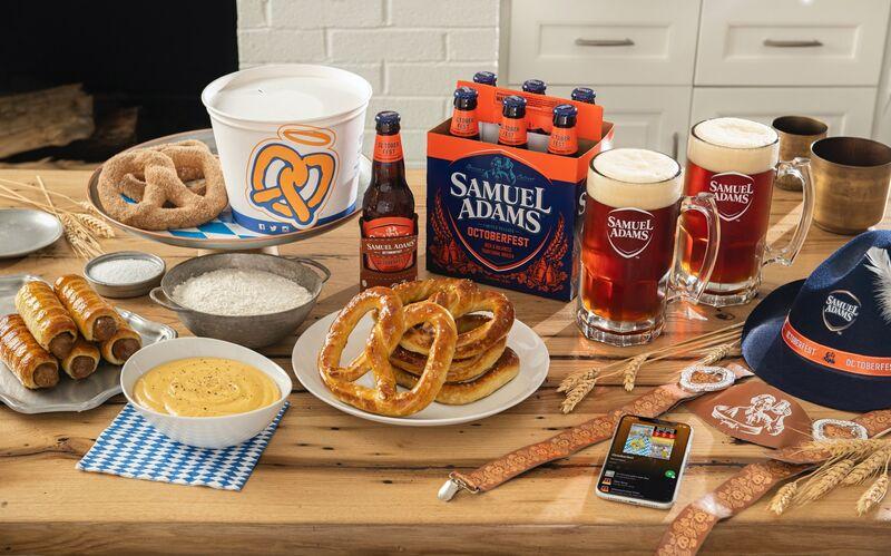 At-Home Oktoberfest Kits