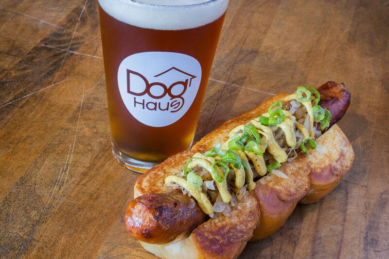 Octoberfest-Themed Hot Dog Launches